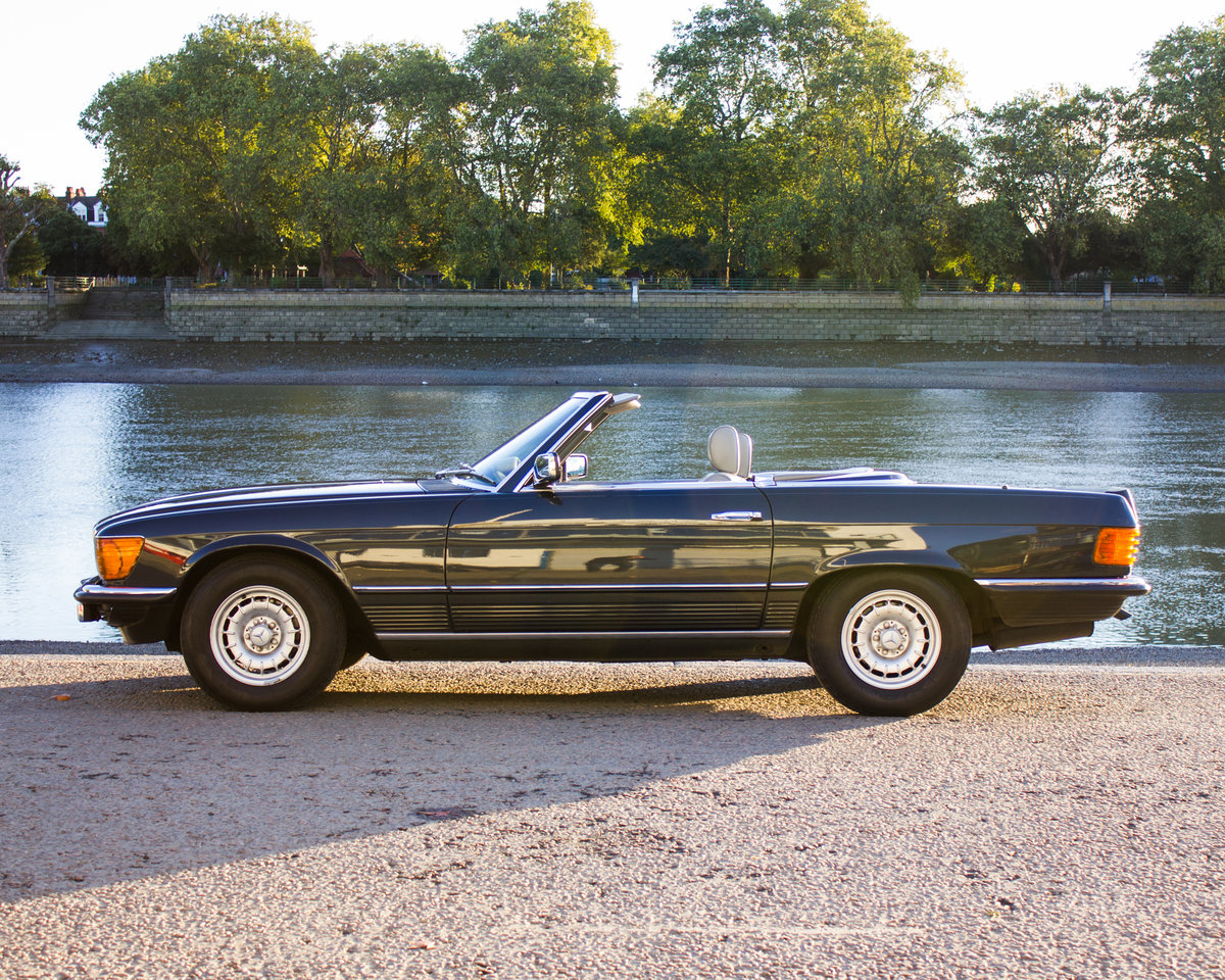 1985 Mercedes-Benz 500SL - LHD, AC, Heated Seats, 45k Miles For Sale (picture 6 of 6)