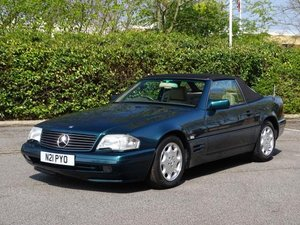 1996 Mercedes-Benz SL 320 Roadster For Sale by Auction