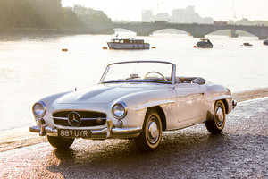 1957 Mercedes-Benz 190SL - Wonderful and Original For Sale