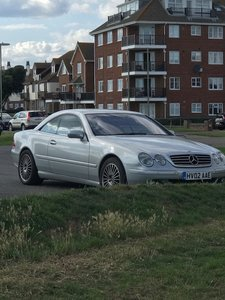 2002 Modern classic CL500 (Low Mileage)
