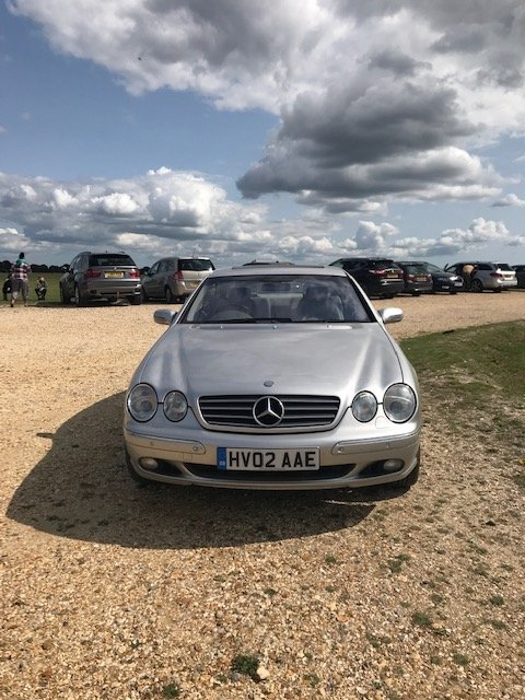 2002 Modern classic CL500 (Low Mileage) For Sale (picture 2 of 5)