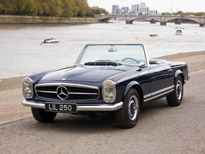 1967 Mercedes-Benz 250SL Pagoda - LHD, Auto, PAS For Sale