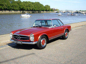 Mercedes-Benz 250/280SL Pagoda - Exceptional Cars Wanted