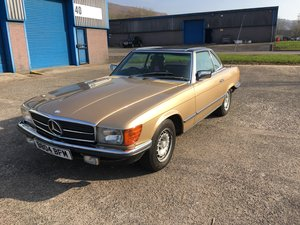 Mercedes 280sl 1984 For Sale