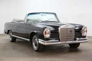 1963 Mercedes-Benz 220SE Cabriolet For Sale