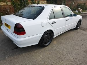 1999 Mercedes C250 Sport auto For Sale