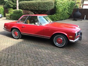 Picture of 1969 Mercedes 280SL Pagoda For Sale