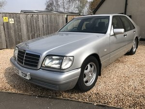 1997 Mercedes S280 For Sale