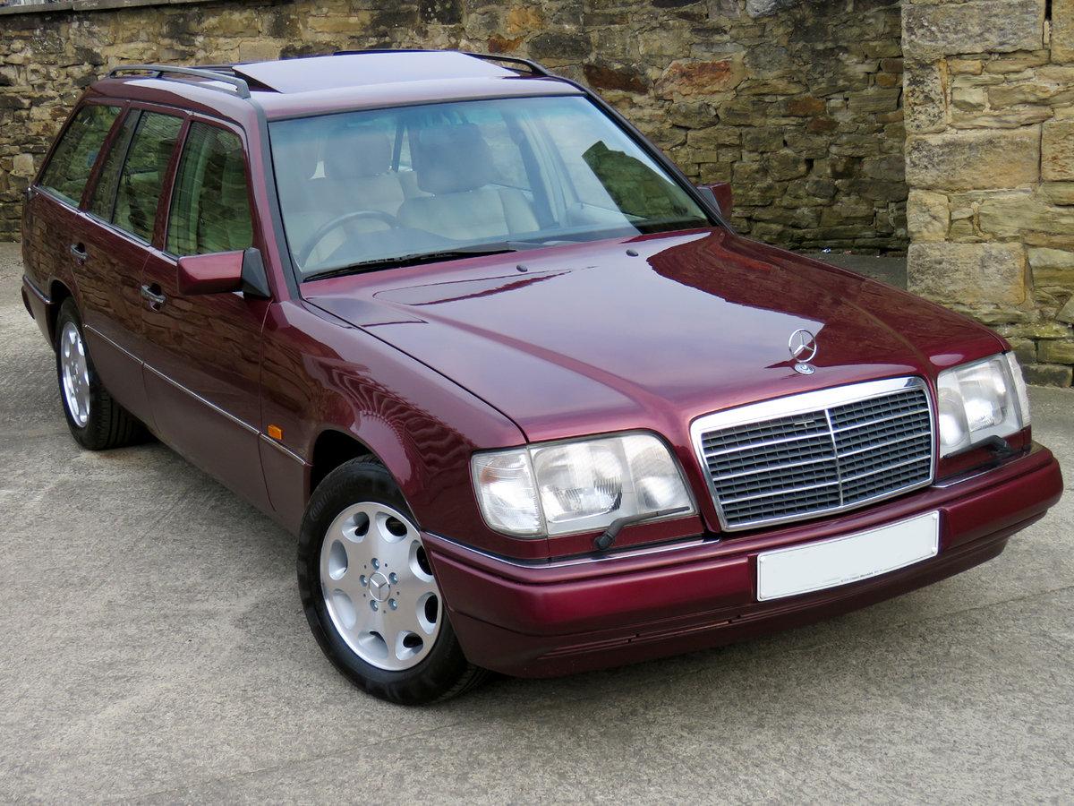 1996 Mercedes S124 E320 Estate (7 Seat) - 110K - FMBSH ...