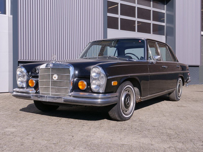 1968 Mercedes Benz 280SEL For Sale (picture 1 of 6)