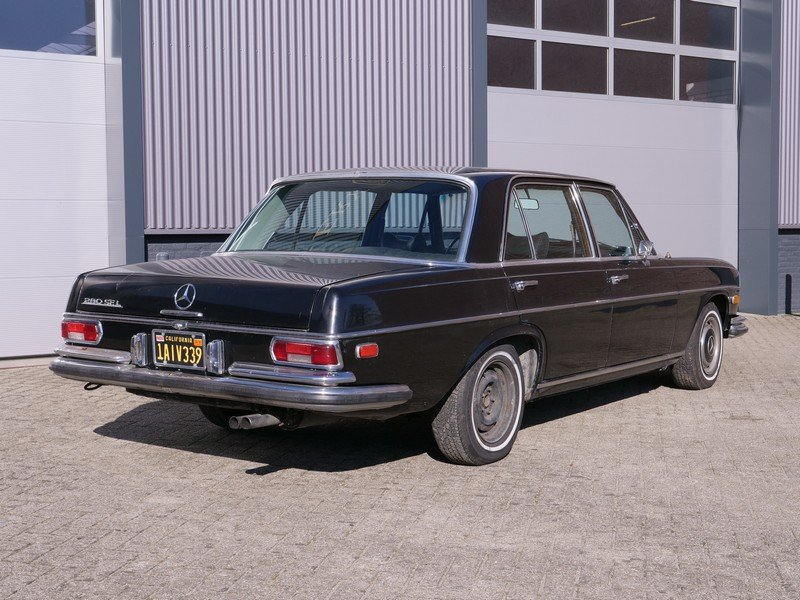 1968 Mercedes Benz 280SEL For Sale (picture 2 of 6)