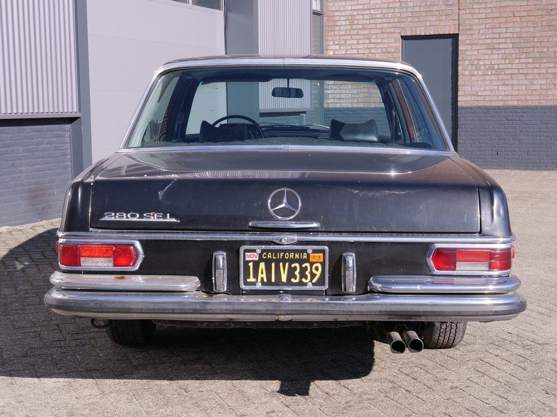 1968 Mercedes Benz 280SEL For Sale (picture 5 of 6)