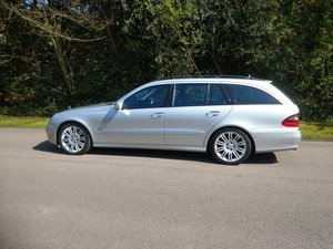 2007 Beautiful Example With A Full Mercedes Service History SOLD