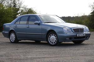 2000 Mercedes-Benz E240 2.6 Auto Elegance - Less Than 10k Miles For Sale