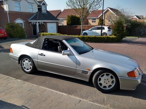 1994 Mercedes 280 sl For Sale