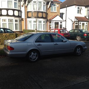 1999 Superb Mercedes E240 Avantgarde Auto For Sale