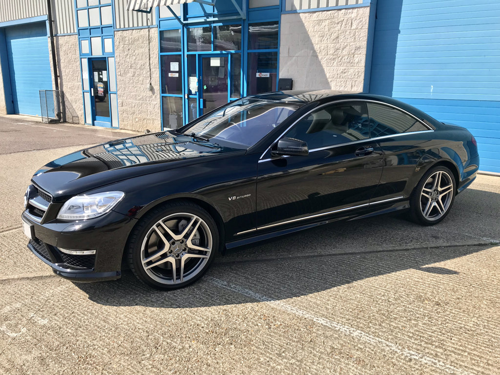 2014 Mercedes-Benz CL63 AMG Coupe 5.5L Bi-Turbo  For Sale (picture 1 of 6)
