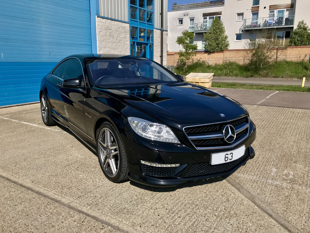 2014 Mercedes-Benz CL63 AMG Coupe 5.5L Bi-Turbo  For Sale (picture 2 of 6)