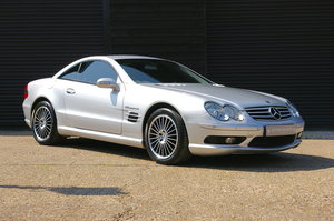 2003 Mercedes Benz SL55 AMG 5.5 V8 Kompressor Auto (55,301 miles) For Sale