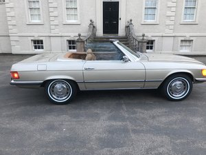 1973 MERCEDES SL450,USA IMPORT,RUST FREE,LHD,AUTO. For Sale