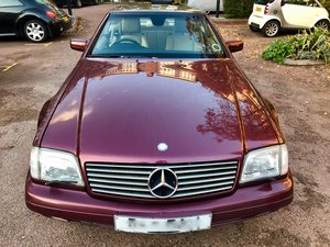 1997 SL500 with panoramic roof for sale For Sale