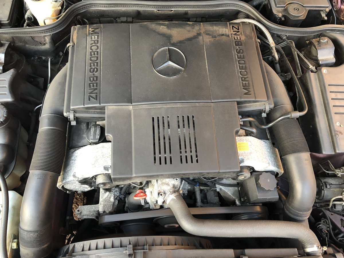 1997 SL500 with panoramic roof for sale For Sale (picture 4 of 6)