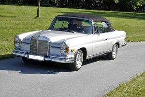 1969 MERCEDES 280SE CABRIO For Sale
