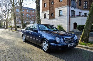 1999 Mercedes E240 Avantgarde W210 - 56,000 Miles For Sale