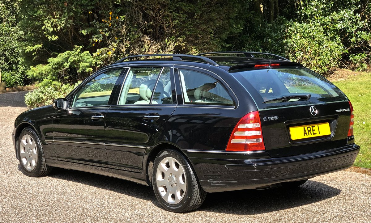 2007 Mercedes C180 Elegance Estate  May Px For Sale (picture 3 of 6)