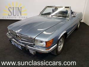 Mercedes-Benz 450SL 1973 in good condition For Sale