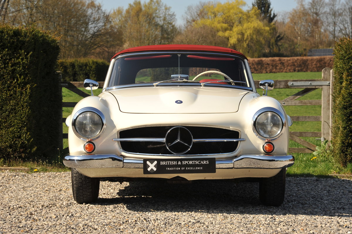 Mercedes-Benz 190SL Roadster (1961) For Sale (picture 2 of 6)