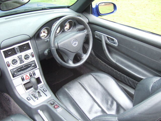2000 Mercedes SLK320 V6 Convertible only 42000 miles For Sale (picture 6 of 6)
