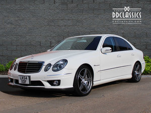 2002 Mercedes Benz E55 AMG For Sale in London (RHD) For Sale