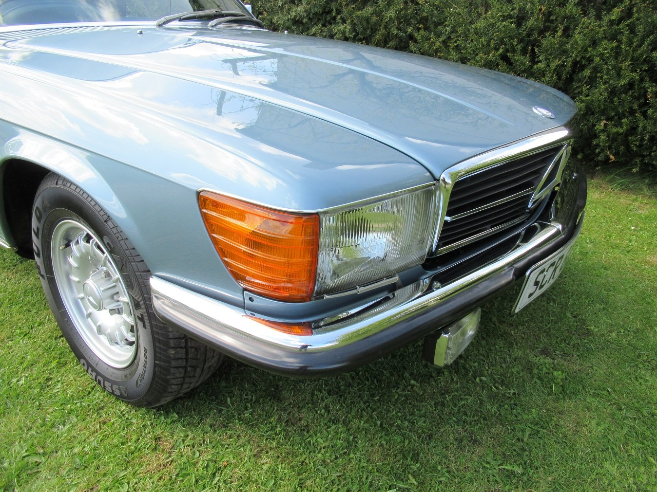 1977 MERCEDES 450 SLC  C107 50,000 Miles only. For Sale (picture 2 of 6)