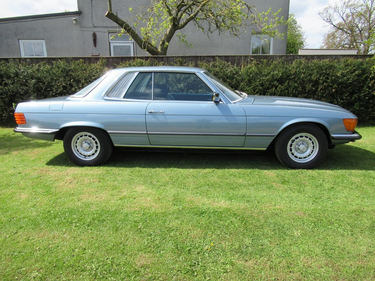 1977 MERCEDES 450 SLC  C107 50,000 Miles only. For Sale (picture 3 of 6)