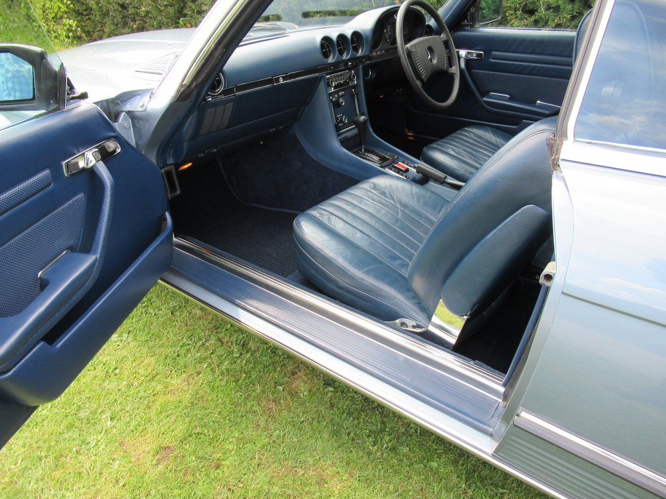 1977 MERCEDES 450 SLC  C107 50,000 Miles only. For Sale (picture 4 of 6)