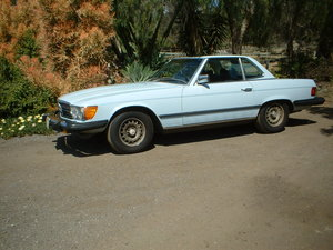 1979 original California car - last of the real MBZ For Sale