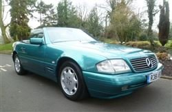 1997 280SL - Barons Sandown Pk Tuesday 30th April 2019 For Sale by Auction