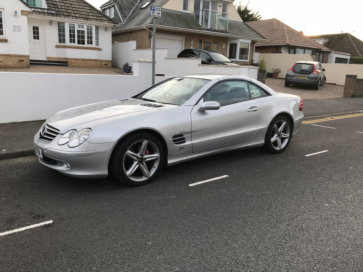 2006 MERCEDES BENZ SL350 AUTO TIP SOLD (picture 2 of 5)