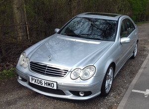2006 Mercedes-Benz C55 AMG 4dr Full Spec For Sale