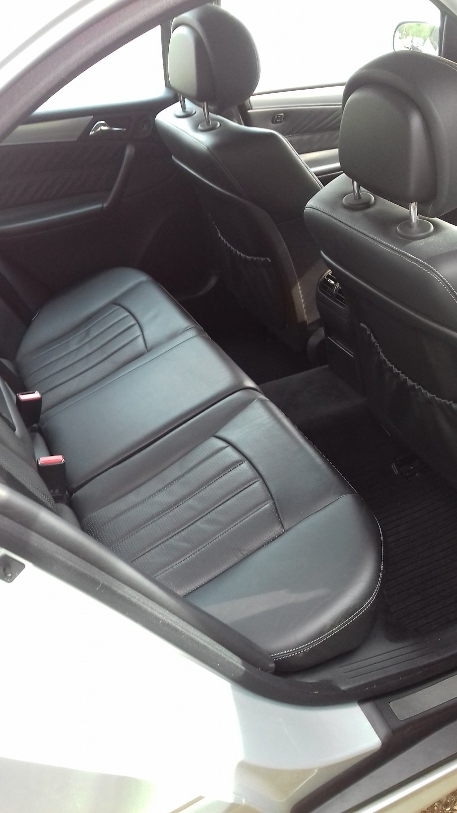 2006 Mercedes-Benz C55 AMG 4dr Full Spec For Sale (picture 5 of 5)