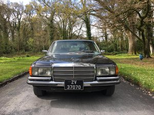 Picture of Mint  Mercedes 280s 1976 For Sale