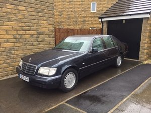 1998 Mercedes Benz S320 Business Edition W140 SEL Limo For Sale
