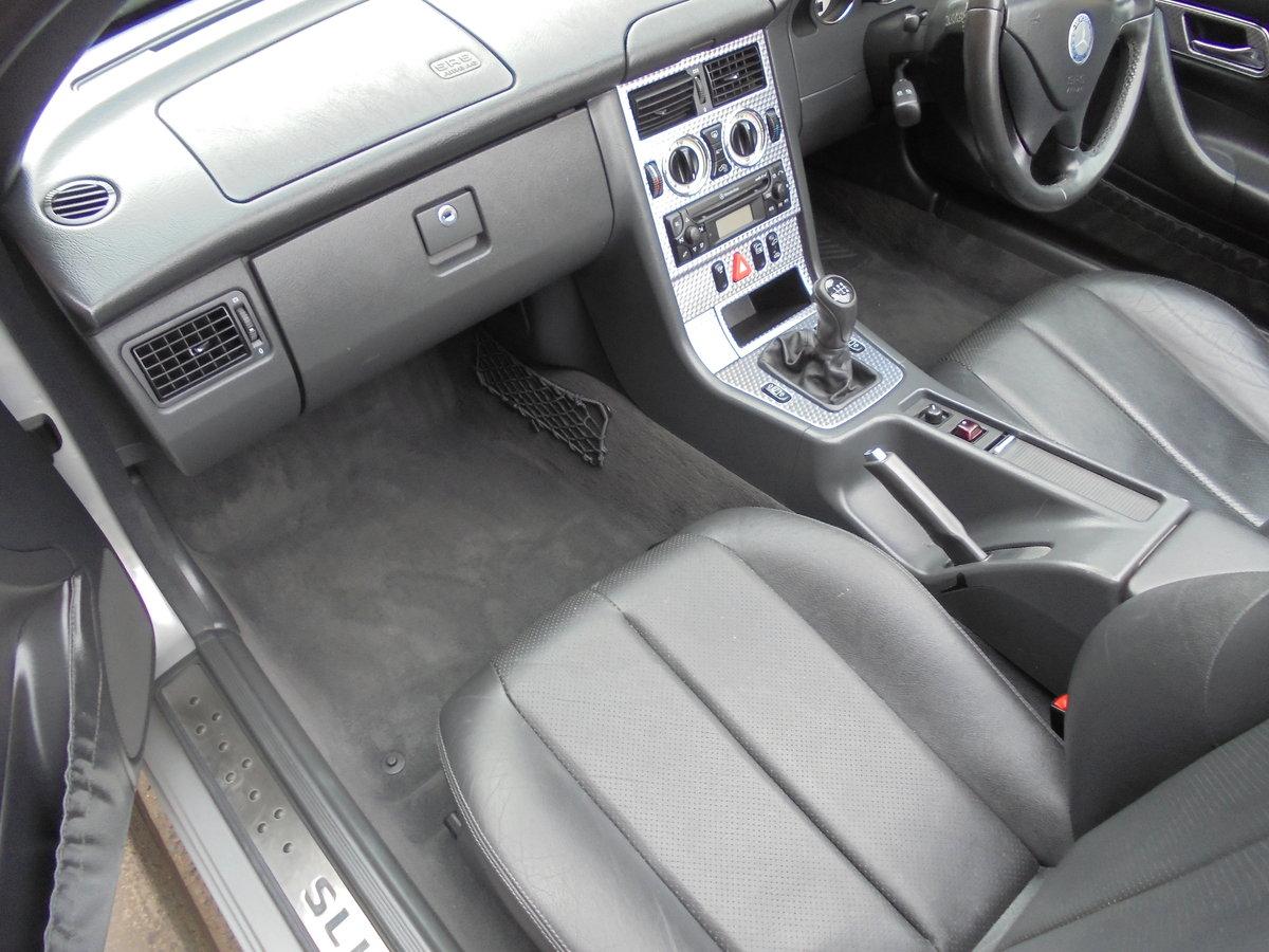 2003 mercedes slk200 kompressor For Sale (picture 6 of 6)