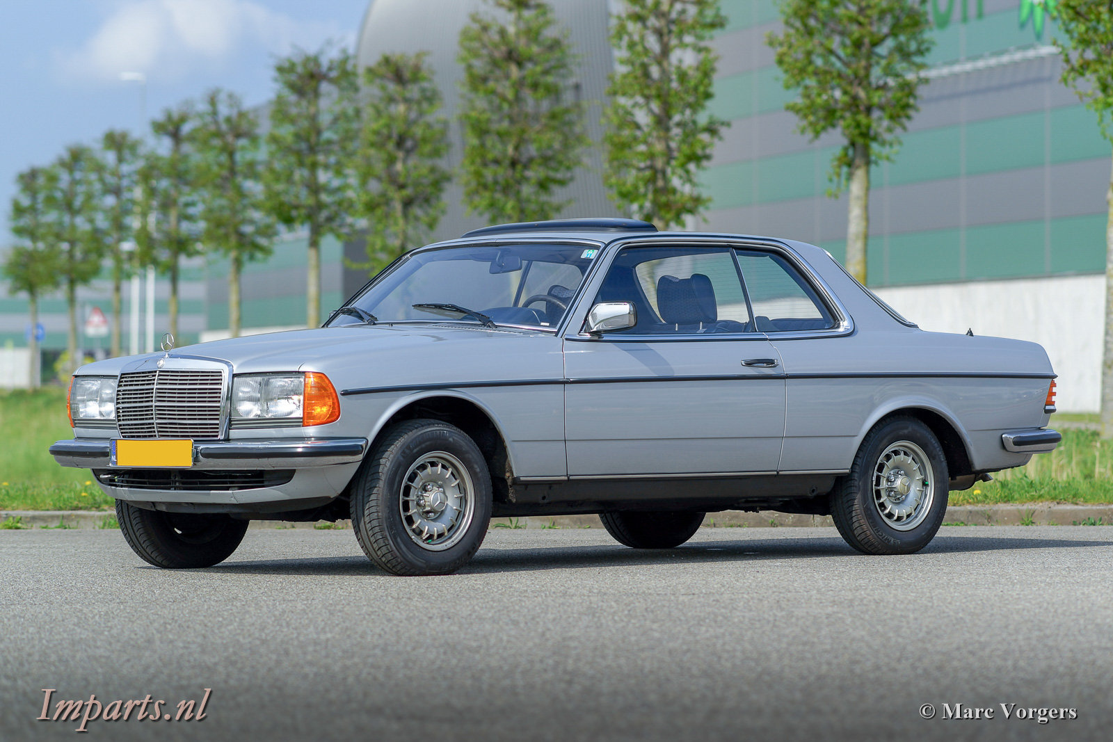 Excellent Mercedes 280CE automatic 1978  For Sale (picture 1 of 6)