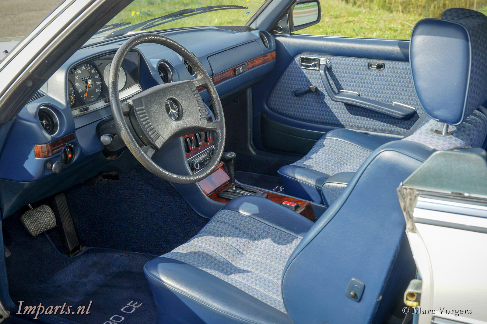 Excellent Mercedes 280CE automatic 1978  For Sale (picture 2 of 6)
