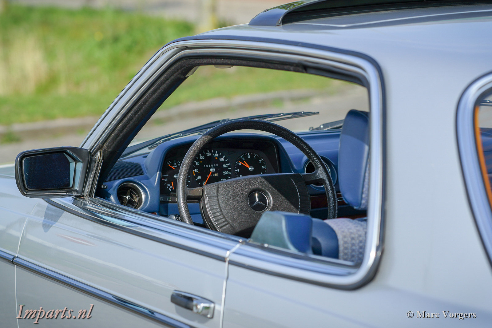 Excellent Mercedes 280CE automatic 1978  For Sale (picture 3 of 6)
