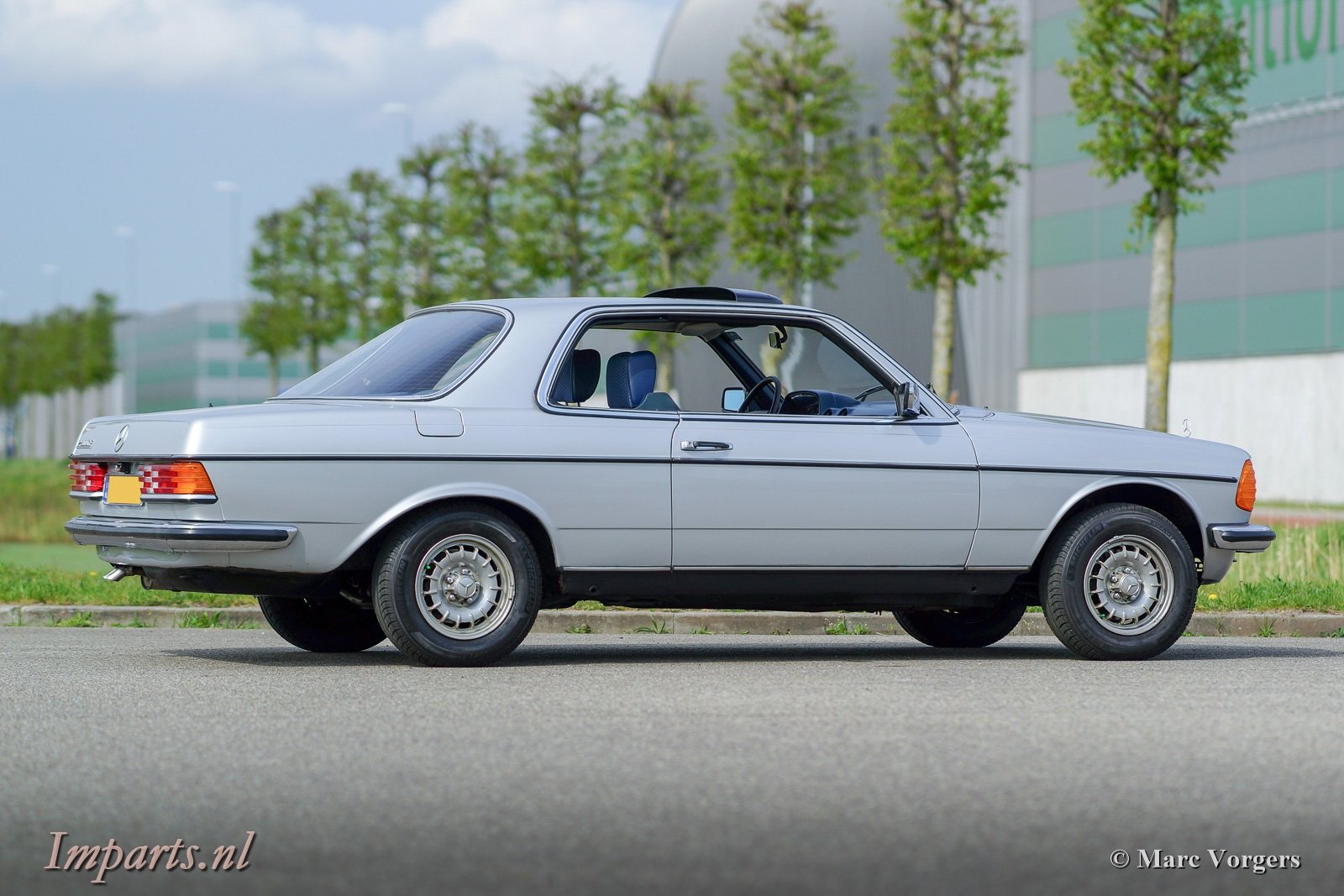 Excellent Mercedes 280CE automatic 1978  For Sale (picture 5 of 6)