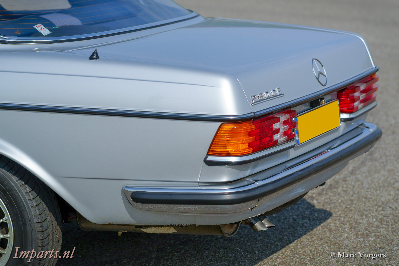 Excellent Mercedes 280CE automatic 1978  For Sale (picture 6 of 6)