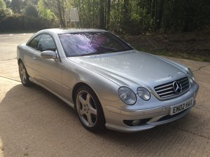 Stunning CL 55 AMG 2002 MDL  and only 76k superb For Sale